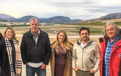 The Grand Tour Meets Area 27